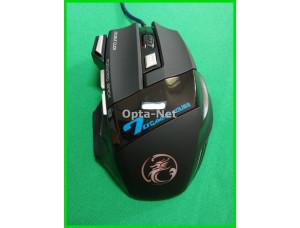 Игровая мышь с подсветкой IMICE X7