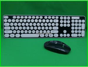 Комплект беспроводная клавиатура и мышь HK-3960