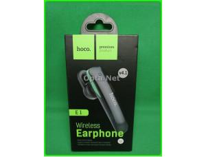 Bluetooth гарнитура Hoco  Е1 White