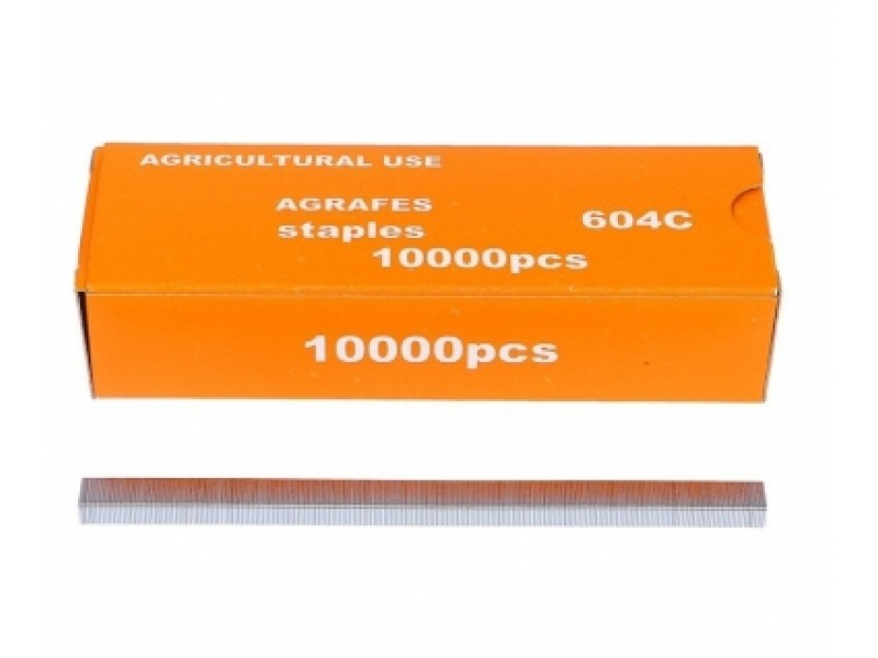 Скобы для степллера садового подвязочногоTapetool