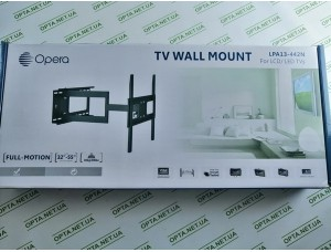 Крепление поворотное для телевизора Opera LPA13-442N  32-55