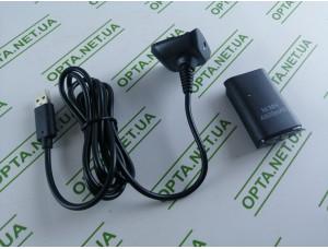 Зарядное устройство PLAY & CHARGE KIT + Аккумулятор  (XBOX 360)