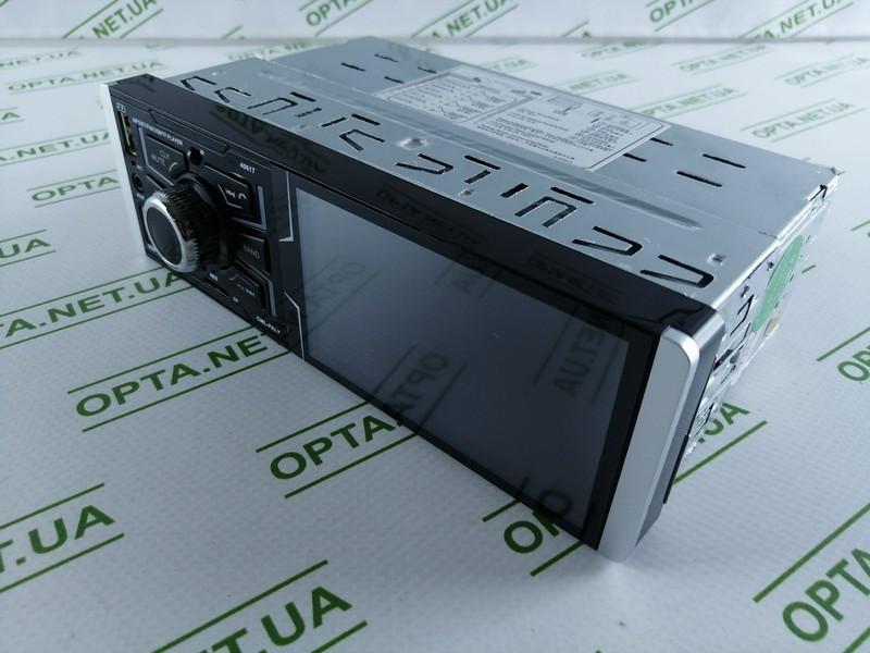 """Автомагнитола 4061 с сенсорным экраном 4,1"""" с двумя USB/Bluetooth/DVX/MP5/AVin"""