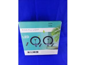 Качественная Круговая LED Лампа  с пультом YQ-320A