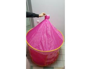 Детская палатка-шатёр CUBBY HOUSE (Розовая)