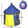 Детская палатка-шатёр CUBBY HOUSE (Синяя)