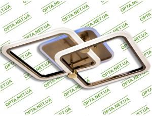 Светодиодная люстра MX2503/2BR LED 3color dimmer (Бронза) 55W