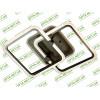 Светодиодная люстра MX2503/2BK LED 3color dimmer (Черный) 55W