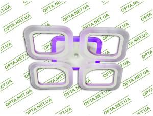 Светодиодная люстра S8060/4GR LED 3color dimmer (Серый) 55W
