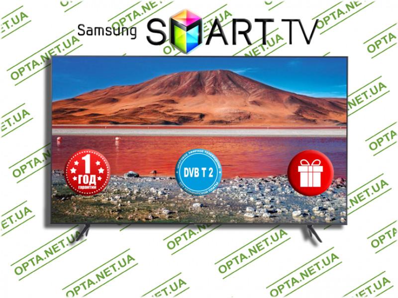 Телевизор Samsung 43Tu7102 43