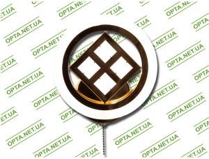 Светодиодный светильник AD8200/1G (Золото) 20W