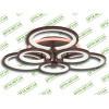Светодиодная люстра MX2280/3+3GR LED 3color dimmer (Серый) 125W
