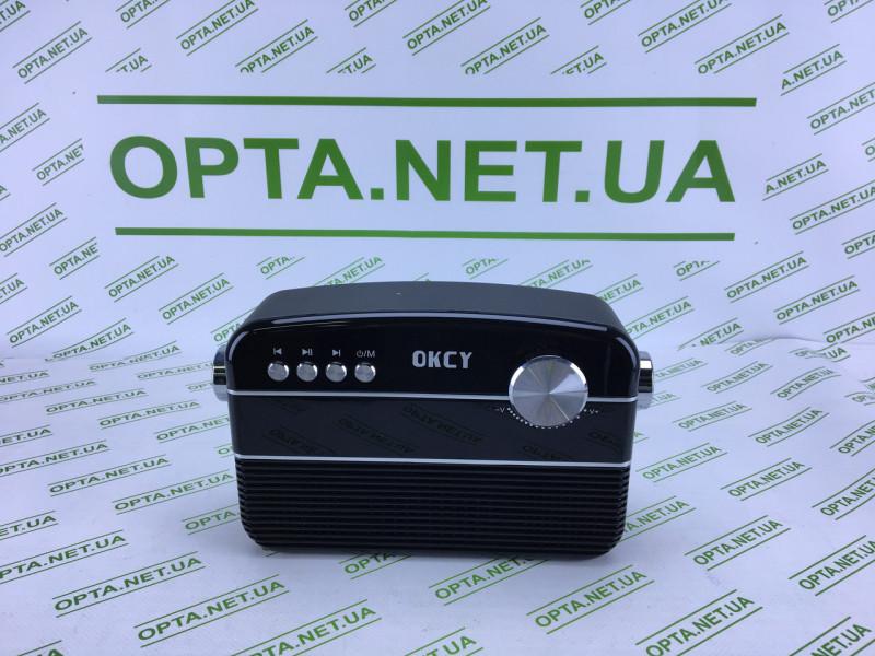 Портативная колонка-радио Okcy A13