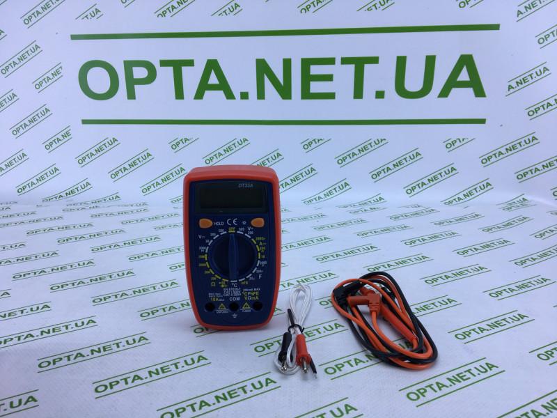 Цифровой мультиметр DT33A
