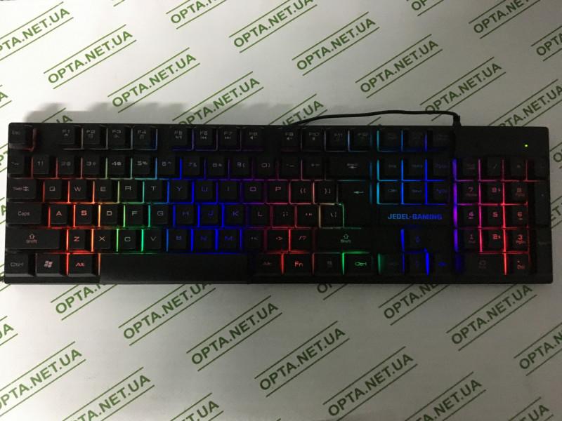 Игровая клавиатура с подсветкой Jedel K500+