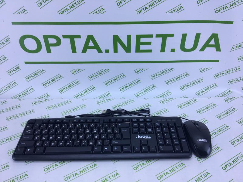 Офисная клавиатура с мышкой Jedel G10