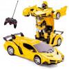 Машинка-трансформер на радиоуправлении 889-18 Робот+машинка 22см