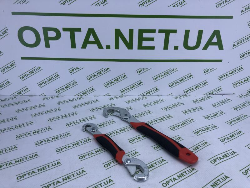 Универсальный гаечный разводной ключ Snap N Grip 2 шт Для сантехников, инженеров