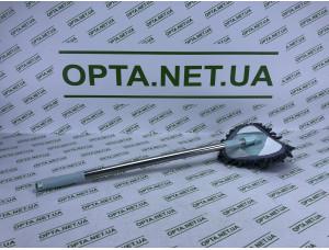 Швабра из микрофибры Вывдвижная Mop MicroFiber Retractable  ART-0481 Синий Серый