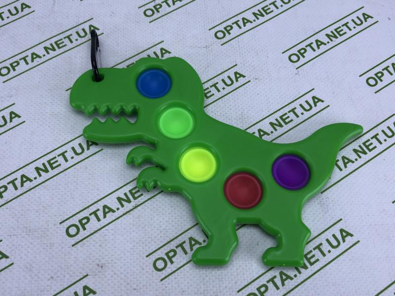 Игрушка-антистресс Симпл-Димпл (Динозавр)