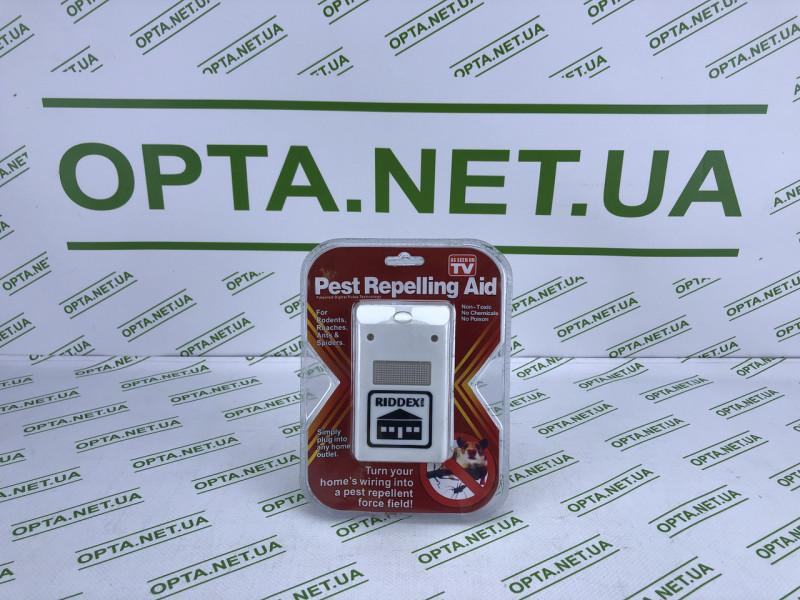 Отпугиватель электромагнитный Riddex  RR-214  от мышей, крыс, тараканов, блох, муравьев и других вредителей