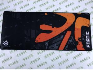 Игровая поверхность SteelSeries Fnatic ( 70х30 см)