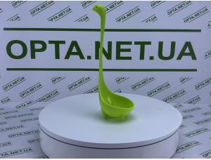 Ложка половник Пластиковая Nessie Ladle  зеленая