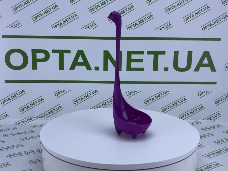 Ложка половник Пластиковая Nessie Ladle  фиолетовая