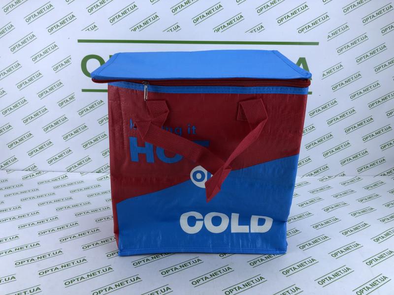 Термосумка холодильник  Cooling Bag DT 4244 на 27 л размер 34 х 22 х 36  см