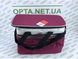 Термосумка холодильник  Cooling Bag DT 4245 33 литра с ручками и плечевым ремнем для еды и напитков