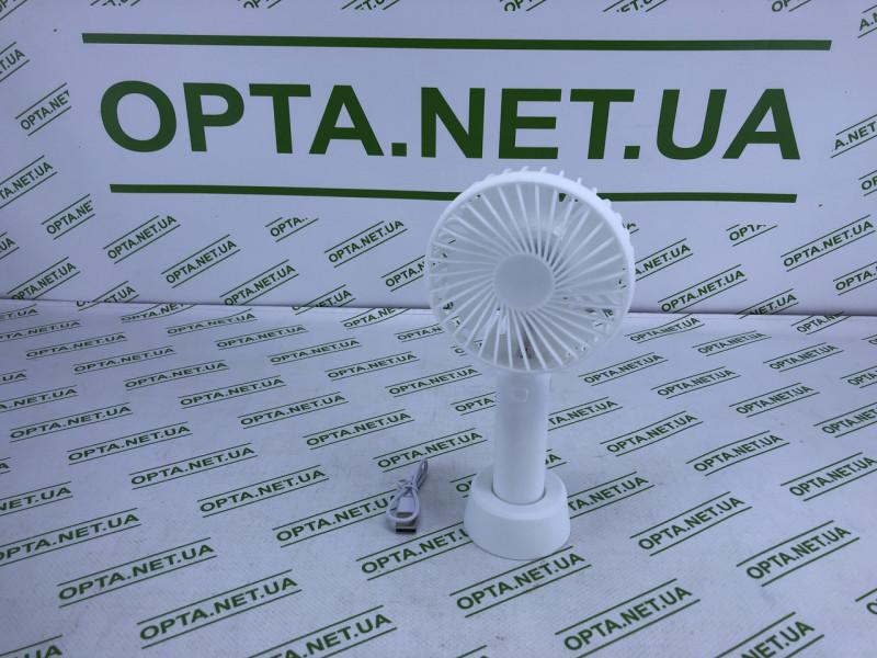 Ручной мини Качественный Ветилятор портативный 3 скорости со встроенным аккумулятором  Mini Fan  1х18650 N9
