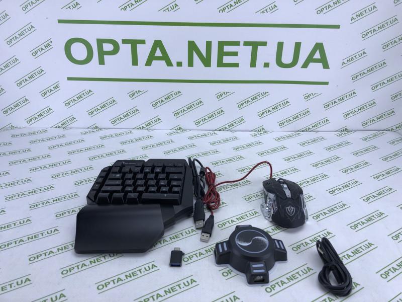 Игровой комплект ComboGaming с адаптером, клавиатурой и мышкой для консолей