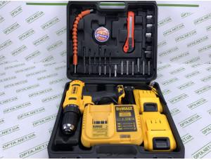 Набор слесарного инструмента - Аккумуляторный шуруповерт DeWALT