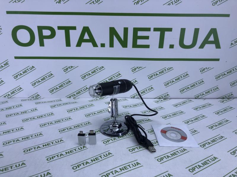 Цифровой Электро-Микроскоп USB Digital Microscope (Zoom 1600X)