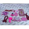 Детский тематический чемодан для девочек Fashion girl