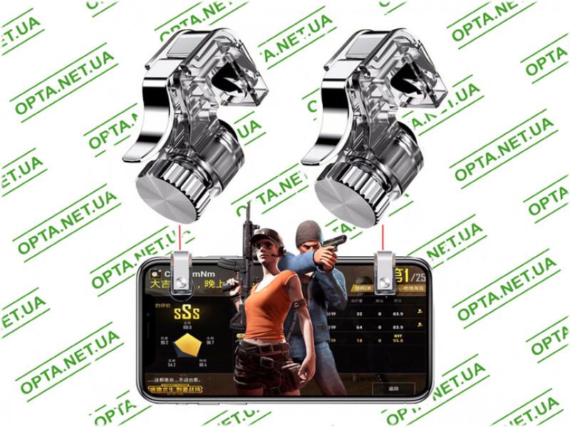 Игровые контроллеры R11 (геймпад триггеры курки для смартфона для PUBG)