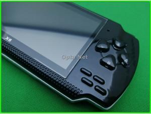Игровая приставка  PSP X6 Черный