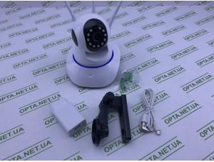 Камера видеонаблюдения WiFi 380 Pro автономная WIFI IP-E101