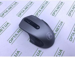 Мышка эргономичная беспроводная компьютерная iMice G-1800 Серая