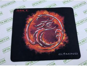 Коврик для мышки iMICE PD-33 Mortal Kombat красный 300x250