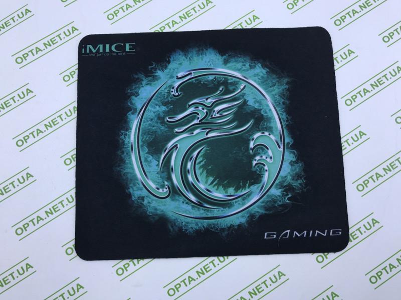Коврик для мышки iMICE PD-33 Mortal Kombat синий 300x250