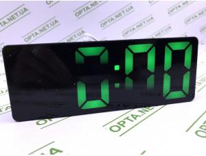 Часы электронные GH 0712L универсальные
