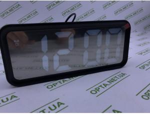 Led часы (зеркальные) с будильником и термометром DT-6508