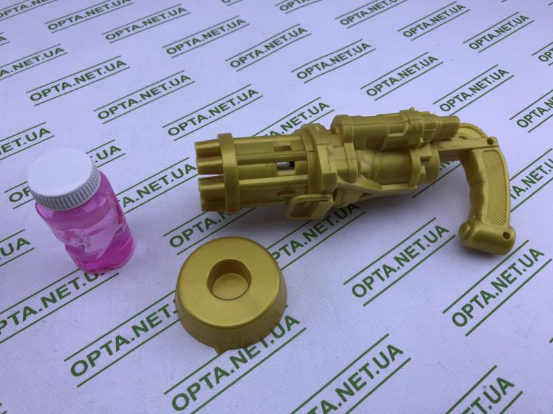 Пулемет генератор мыльный пузырей St 377-3