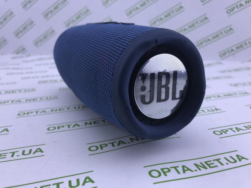 Колонка портативная CHARGE 5 с Bluetooth-динамиком с подсветкой RGB (синяя)