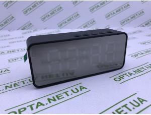 Радиочасы с подсветкой и будильником Kimiso K12