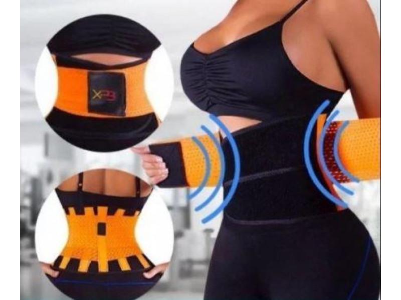 Утягивающий пояс для похудения Xtreme Power Belt корсет SKL11