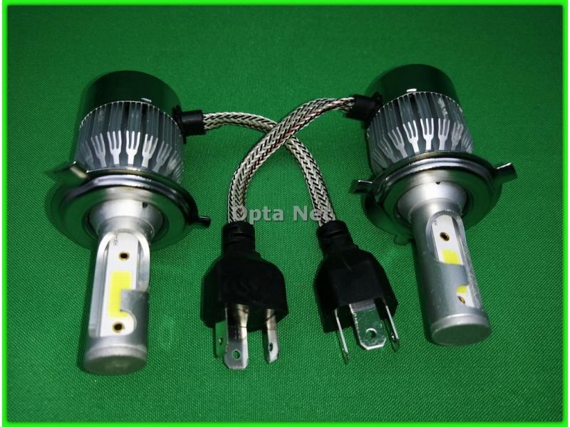 Комплект ксеноновых ламп для автомобиля  C6-H3