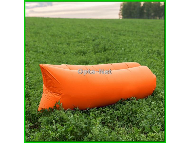 Надувной ламзак (Оранжевый)