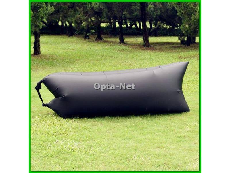 Надувной ламзак (Черный)